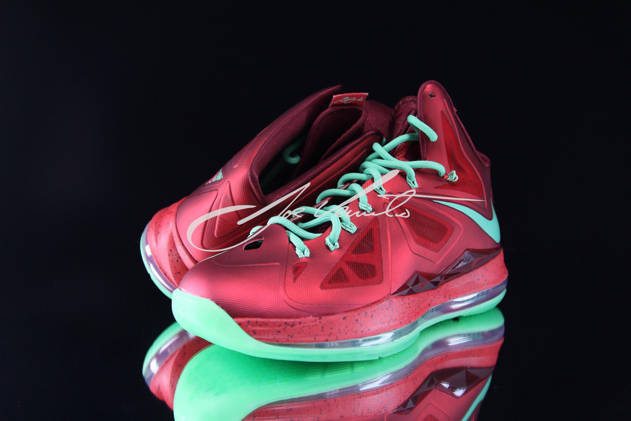 Nike LeBron X (10) 'Christmas'