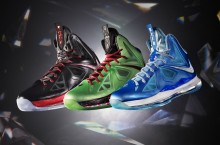 Nike LeBron X (10) – Officially Unveiled