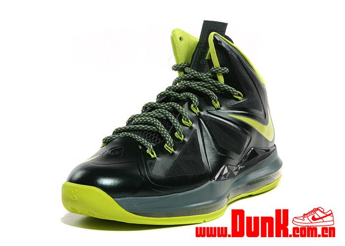 Nike LeBron X (10) XDR 'Dunkman'