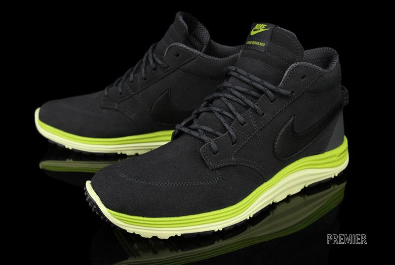 Nike Lunar Braata Mid OMS 'Anthracite'