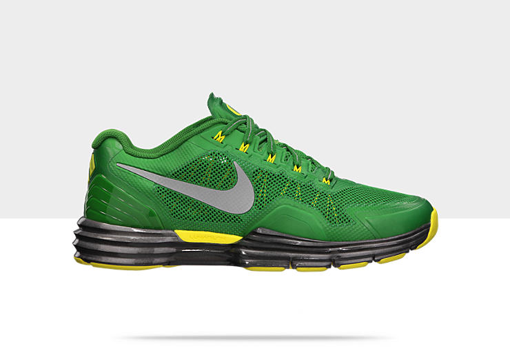 Nike Lunar TR1 'Oregon' Apple Green/Reflective Silver-Yellow Streak