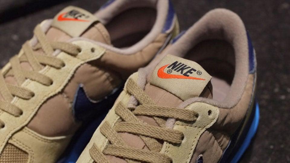 Nike Lunar Vortex VNTG NRG 'Filbert/Midnight Navy-Blue Glow'