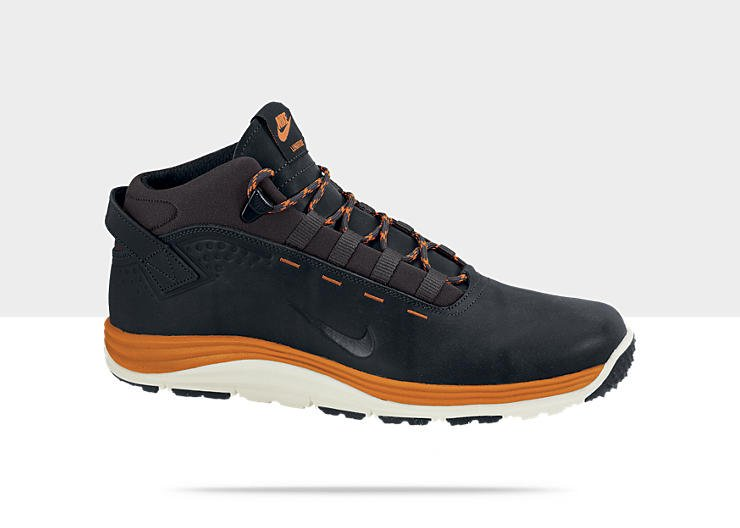 Nike LunarRidge OMS 'Anthracite/Black-Total Orange'