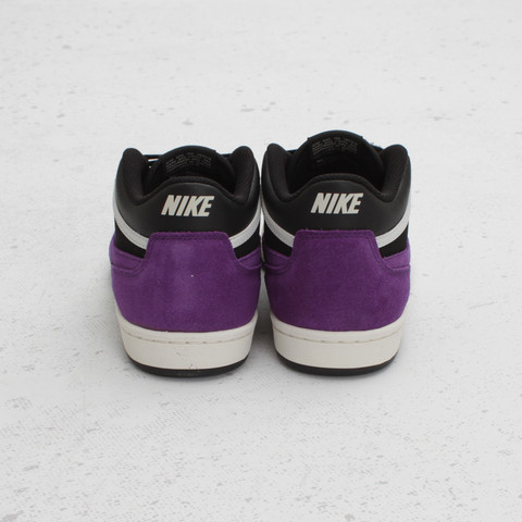 Nike SB Challenge Court Mid 'Black/Court Purple-Sail' at Concepts