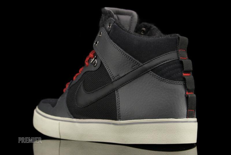 Nike SB Dunk High LR Winterized 'Anthracite'