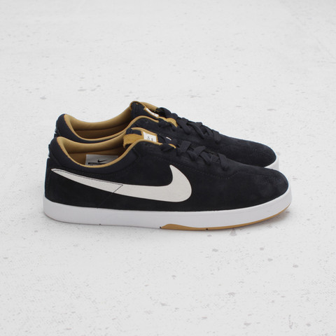 Nike SB Eric Koston 'Dark Obsidian/White-Metallic Gold' at Concepts