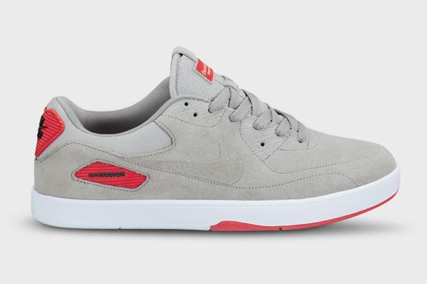 Nike SB Eric Koston Heritage 'Grey/Red-White' - New Image