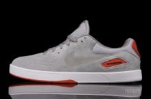 Nike SB Eric Koston Heritage 'Metallic Silver/Medium Grey-Sunburst-Black' at Premier