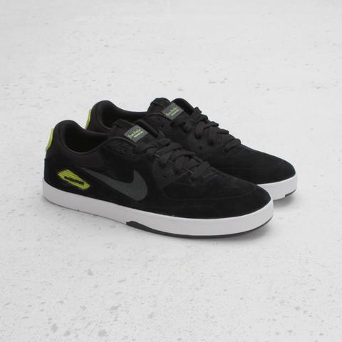 Nike SB Eric Koston Heritage 'Black/Anthracite-Atomic Green'