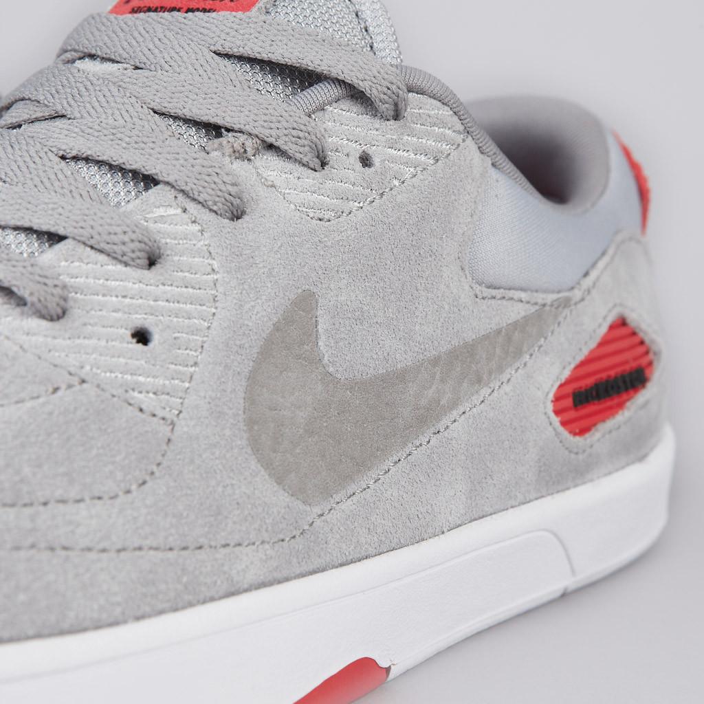 Nike SB Eric Koston Heritage 'Metallic Silver/Medium Grey-Sunburst-Black'