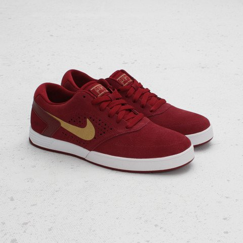 Nike SB P-Rod 6 'Team Red/Metallic Gold' at Concepts