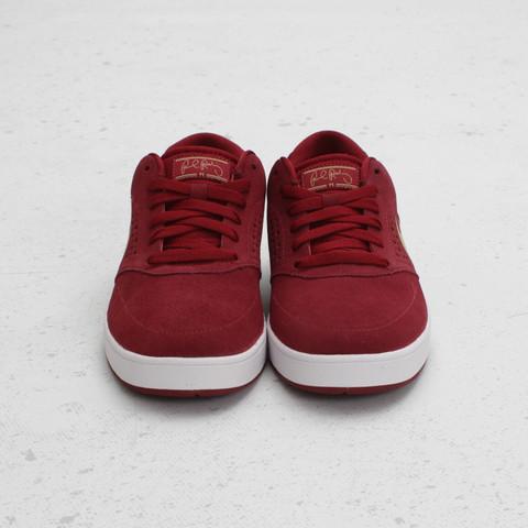 Nike SB P-Rod 6 'Team Red/Metallic Gold' at Concepts