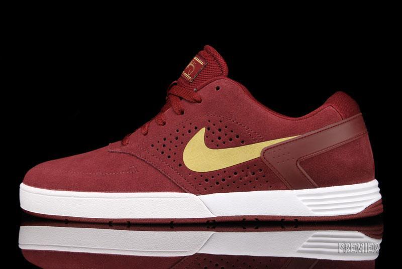 Nike SB P-Rod 6 'Team Red/Metallic Gold'