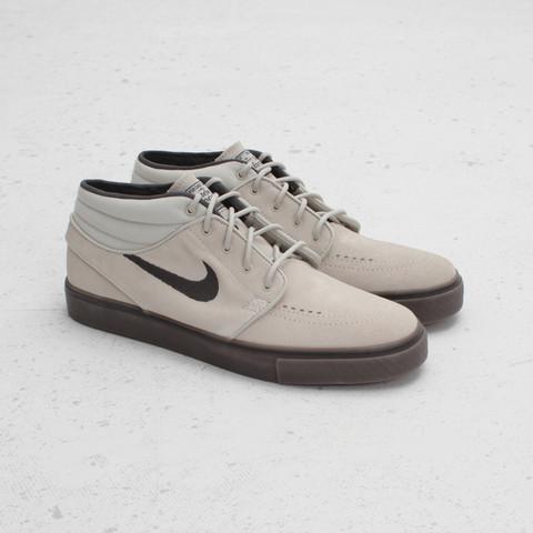 Nike SB Stefan Janoski Mid 'Light Bone/Anthracite'