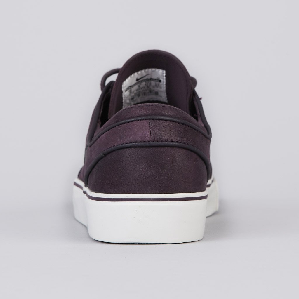 Nike SB Stefan Janoski Premium 'Port Wine/Black-Light Bone'