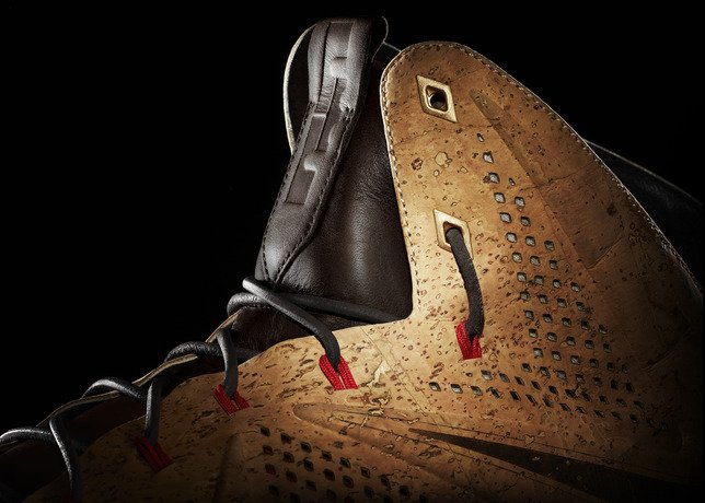 Nike Sportswear LeBron X (10) 'Cork' - Officially Unveiled
