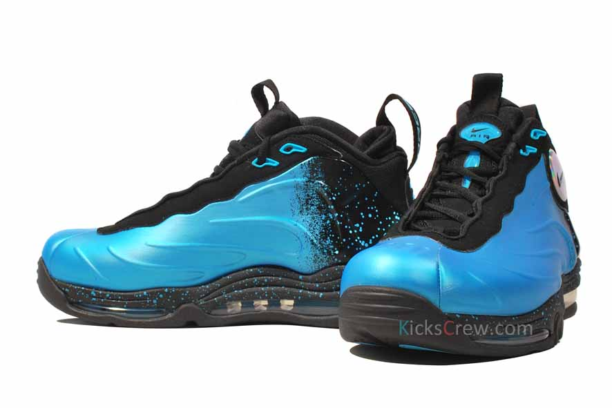 Nike Total Air Foamposite Max 'Current Blue' - Another Look