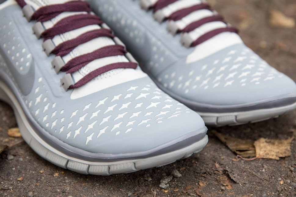 Nike WMNS Free 3.0 V4 GYAKUSOU 'Stealth/Cool Grey-Granite'