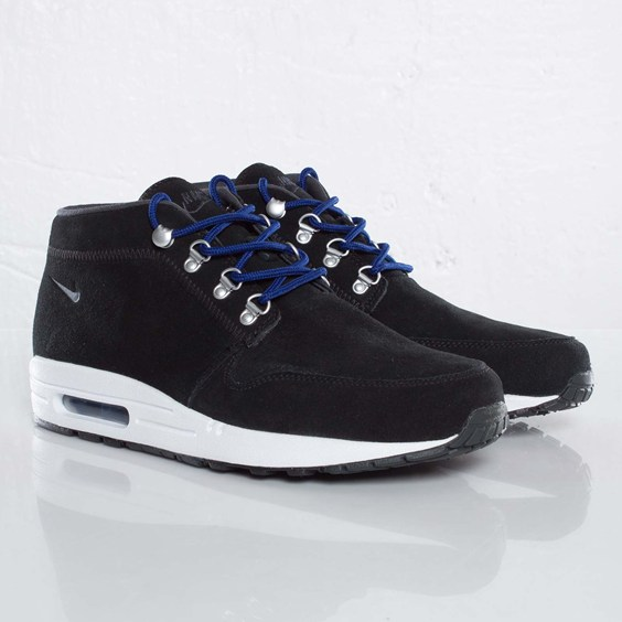 Nike Wardour Max 1 'Black'