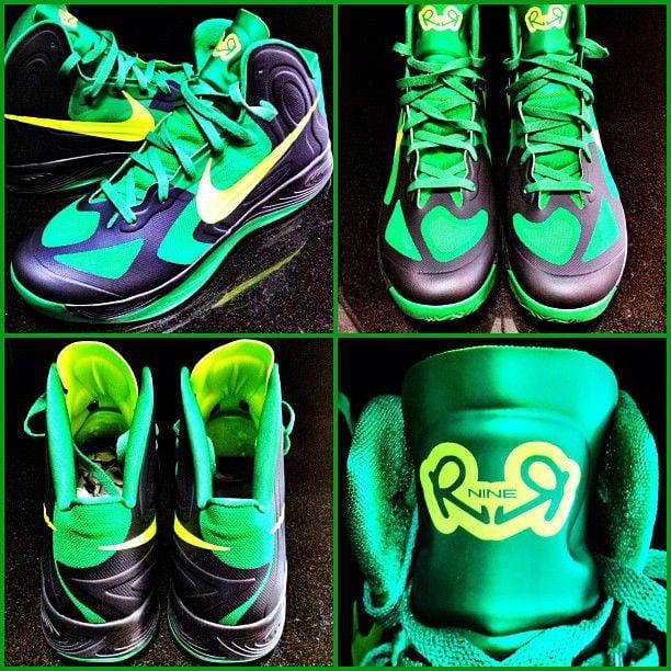 Nike Zoom Hyperfuse 2012 Rajon Rondo PEs