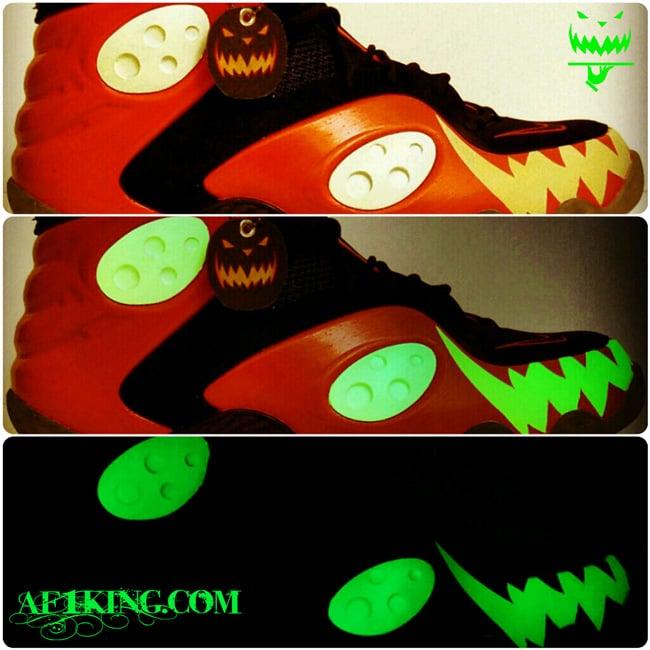 Nike Zoom Rookie LWP 'Rook O' Lantern' by GourmetKickz