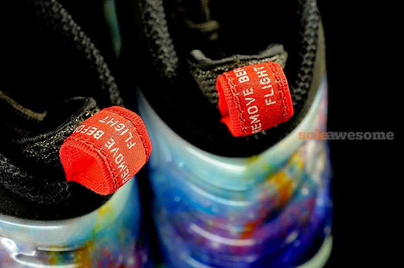 Nike Zoom Rookie Premium 'Galaxy' - New Images
