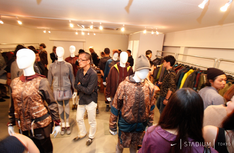 Nike x UNDERCOVER GYAKUSOU Fall/Winter 2012 Friends and Family Preview