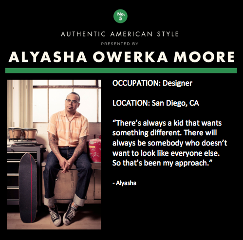 PF Flyers: Authentic American Style Series - Alyasha Owerka-Moore