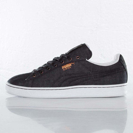 PUMA States 'Black Denim'