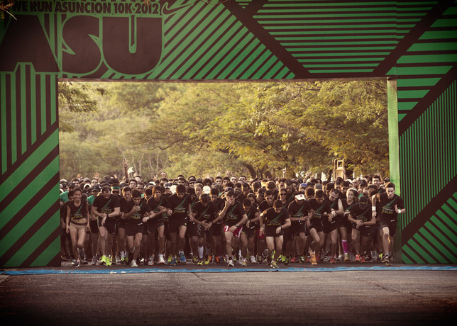 Paraguay Joins The Great Running Movement In Asuncion's Nike We Run Race