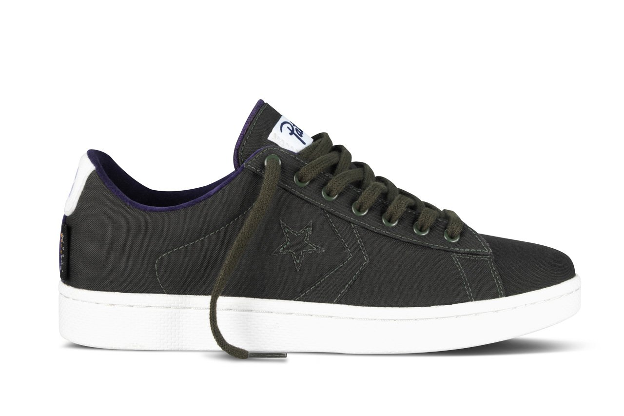 Patta x Converse First String Pro Leather Ox