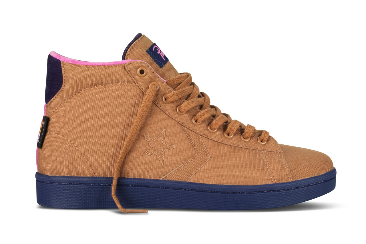 Patta x Converse First String Pro Leather