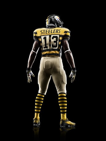 Pittsburgh Steelers to Show Off Unique Throwback Uniforms This Weekend