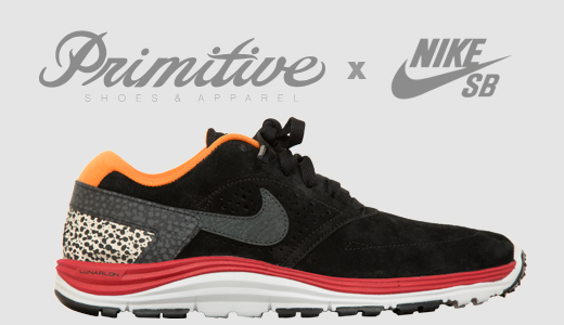 Primitive x Nike SB Lunar Rod 'Safari' - Release Date + Info