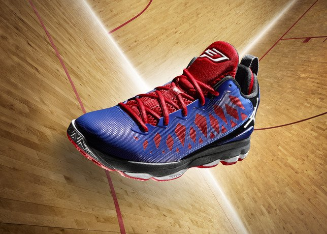 Release Reminder: Jordan CP3.VI 'Game Royal/White-Black-Sport Red'