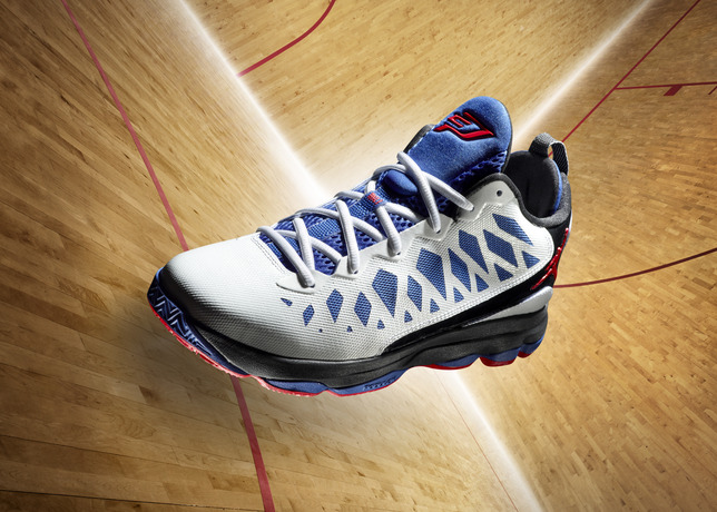 Release Reminder: Jordan CP3.VI 'White/Sport Red-Black-Game Royal'
