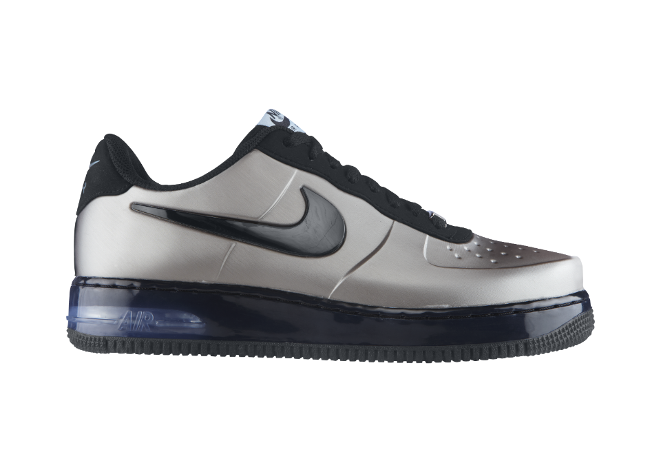 Release Reminder: Nike Air Force 1 Foamposite Pro Low 'Pewter'