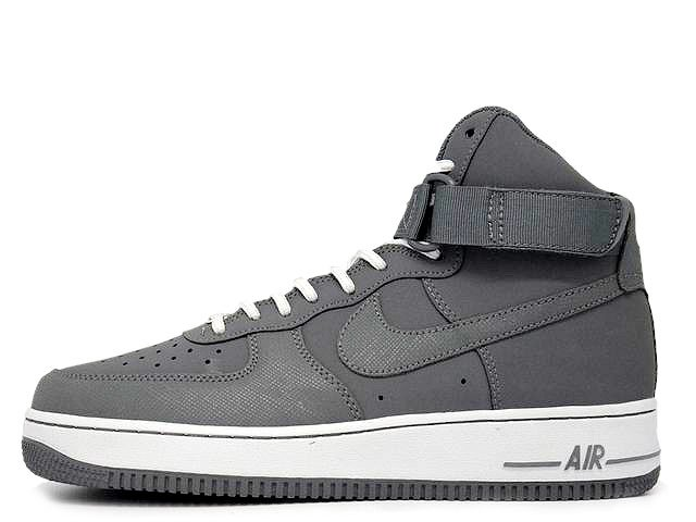Release Reminder: Nike Air Force 1 High 'Dark Grey'