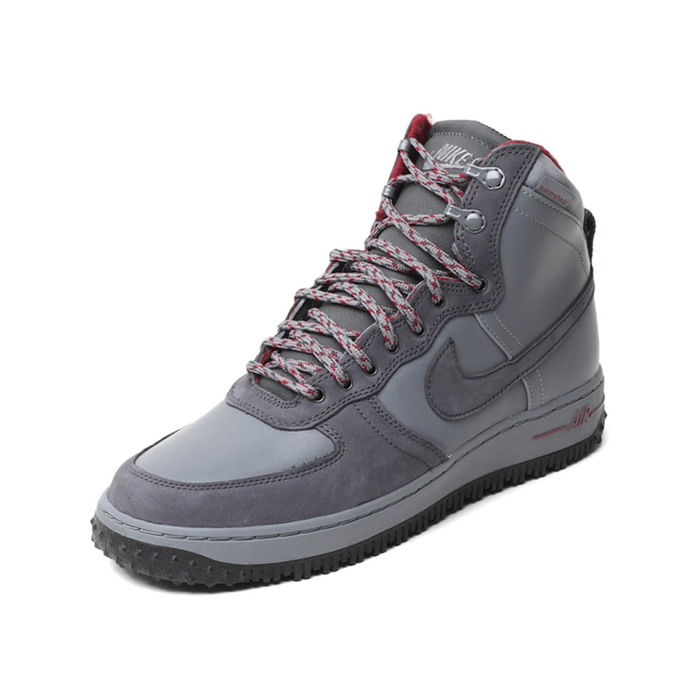 Release Reminder: Nike Air Force 1 High Deconstructed Military Boot 'Cool Grey/Anthracite'