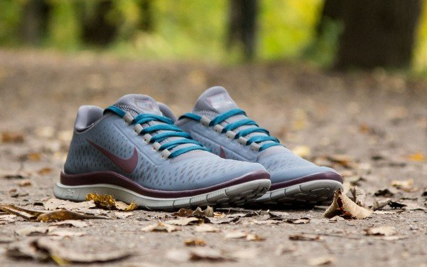 check out 6044b 1a878 Release Reminder Nike Free 3.0 V4 GYAKUSOU Blue DuskDeep Burgundy-Dark