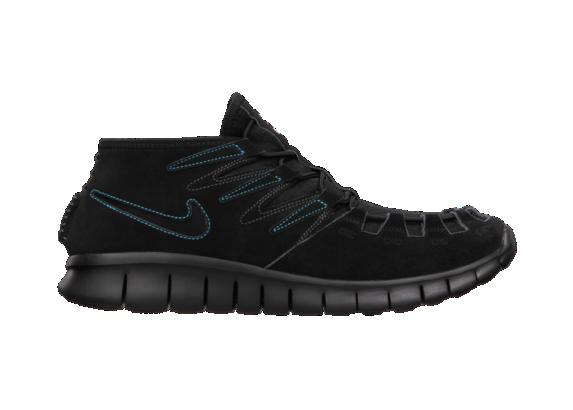 Release Reminder: Nike Free Forward Moc+ N7 'Black/Black-Midnight Fog-Dark Turquoise'