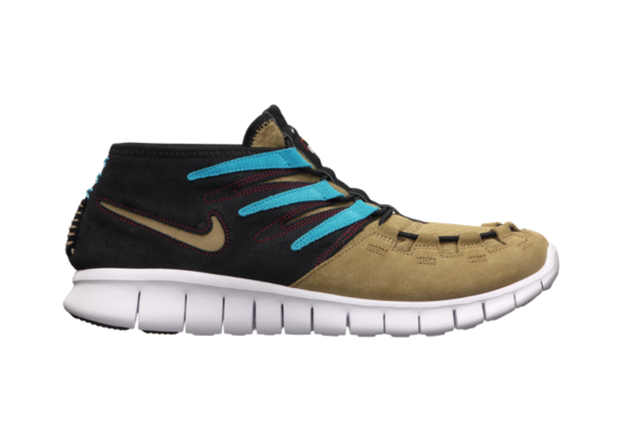 Release Reminder: Nike Free Forward Moc+ N7 'Filbert/Filbert-Dark Turquoise-Black'
