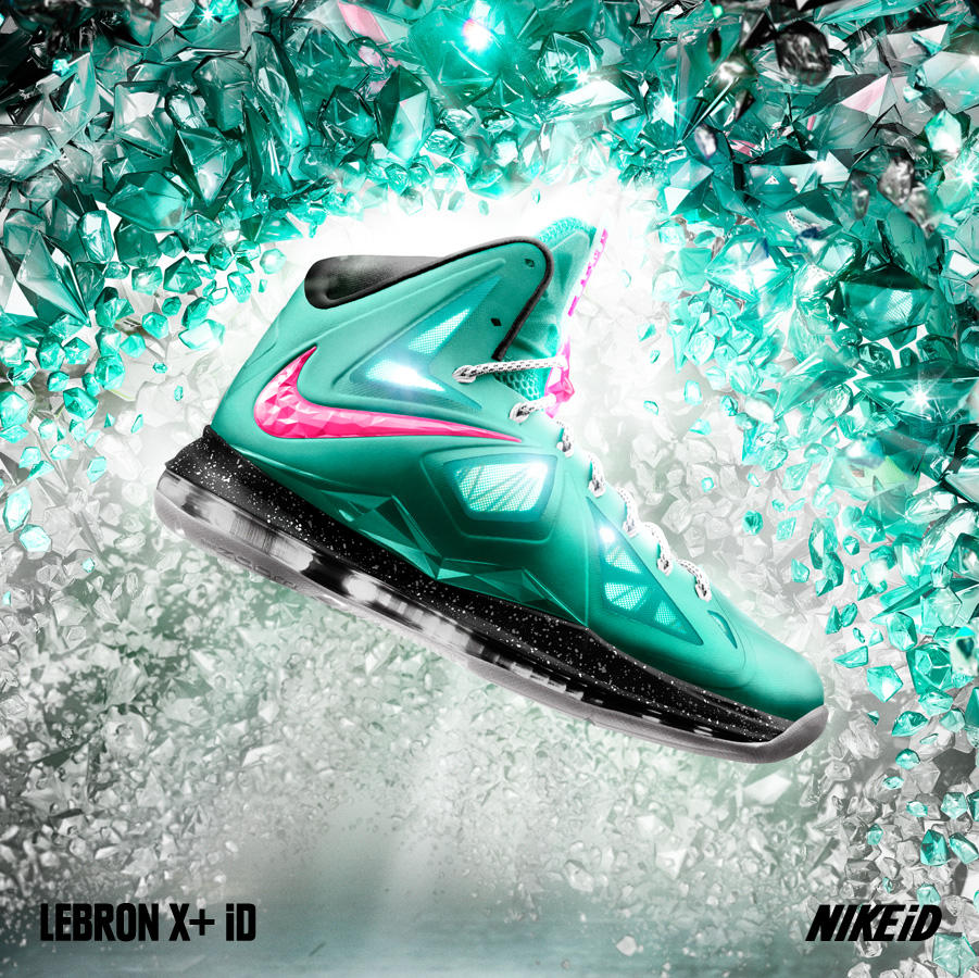 Release Reminder: Nike LeBron X (10) iD