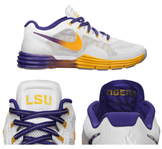 Nike Lunar TR1 'LSU' - Now Available