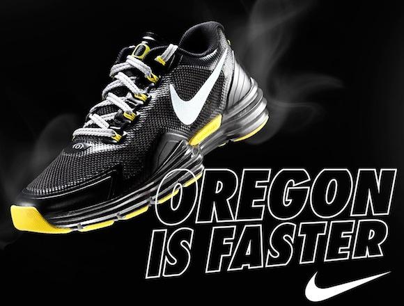 Release Reminder: Nike Lunar TR1 Oregon Ducks 'Black'