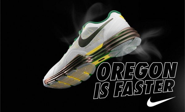 Release Reminder: Nike Lunar TR1 Oregon Ducks 'White'