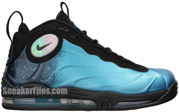 Release Reminder: Nike Total Air Foamposite Max 'Current Blue'