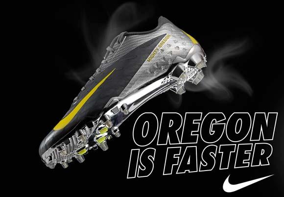 Release Reminder: Nike Vapor Talon Elite Low Oregon 'Black/Yellow'