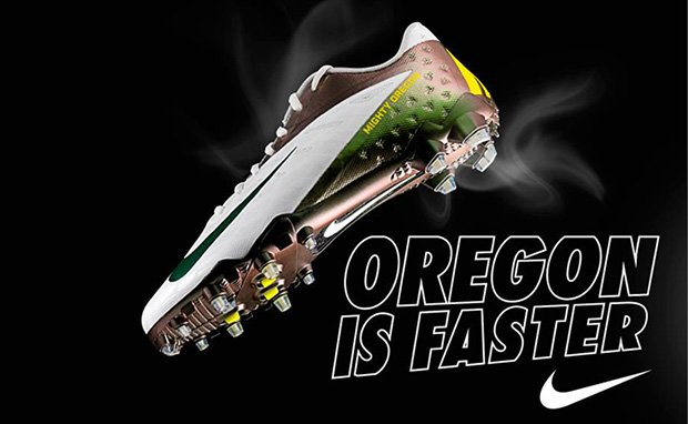 Release Reminder: Nike Vapor Talon Elite Low Oregon 'White/Green'