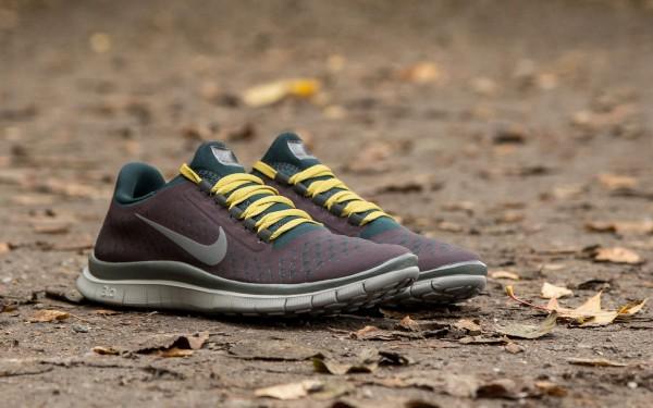 Release Reminder: Nike WMNS Free 3.0 V4 GYAKUSOU 'Mahogany/Midnight Fog-Seaweed'